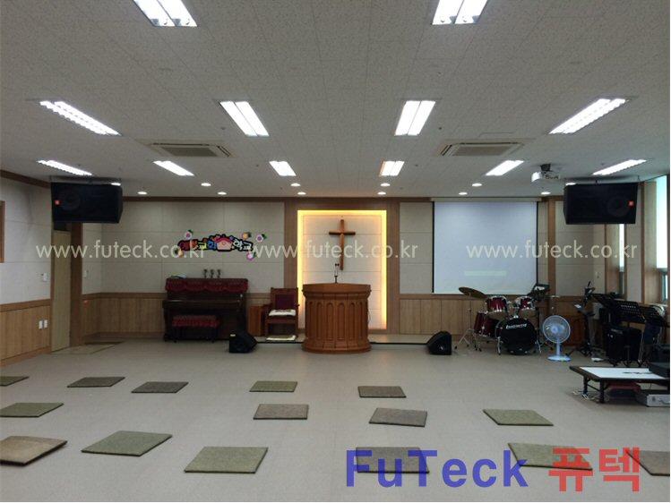 [1438-0801] 신흥장로교회 - 프로젝터 교체1.jpg